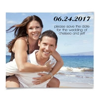 Adventures Await Save the Date Magnets