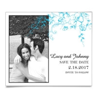 Abbey Road Save the Date Magnets
