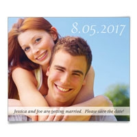 Amazing Love Save the Date Magnets
