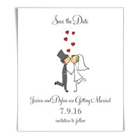 Announcing Save the Date Magnets