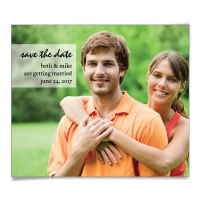 A Perfect Couple Save the Date Magnets