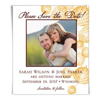 Aspen Save the Date Magnets