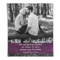 Breckenridge Save the Date Magnets