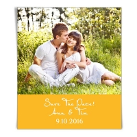 Color Box Save the Date Magnets