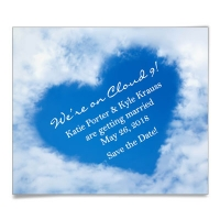 Cloud Nine Save the Date Magnets