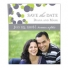 Blissful Photo Save the Date Magnet