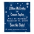 Snow Save the Date Magnets