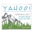 Yahoo Save the Date Magnets